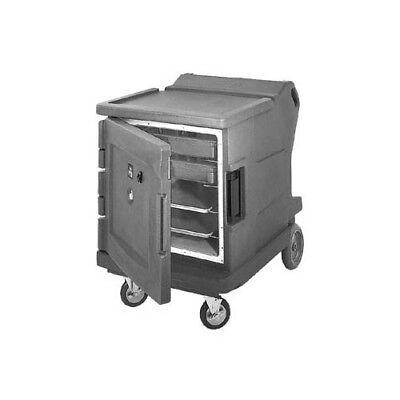 Cambro CMBHC1826LC191 Camtherm Low Profile Electric Hot/Cold Cart - Gray