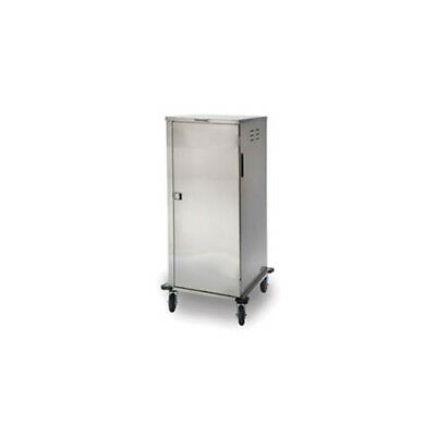 Lakeside 5618 18 Tray Elite Series Single Comp. Enclosed Delivery Cart