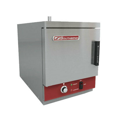 Southbend R18A-4 4 Pan Electric Counter Top Steamer w/ Auto Drain 9kW