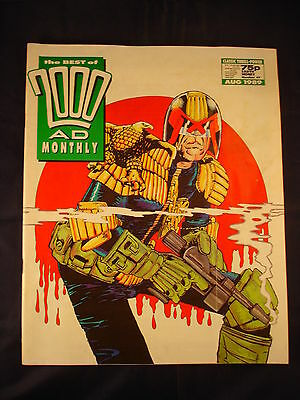 2000AD Monthly - Issue 47 - Aug 1989