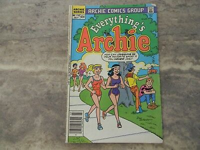 Everything's ARCHIE #118 1985 Archie Comics Group Book