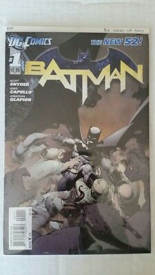 Batman new 52 issue 1 **1st Court of Owls**