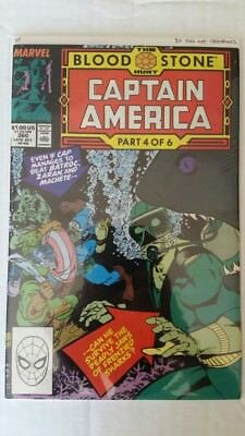 Captain America #360 **1st appearance of Crossbones**