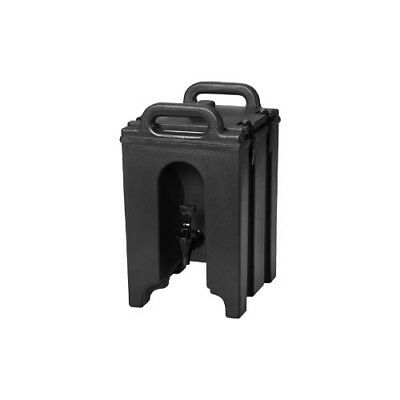 Cambro 100LCD131 Camtainer 1-1/2 gallon Beverage Carrier - Dark Brown
