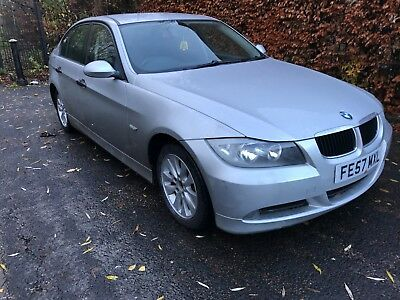 2007 BMW E90 3 SERIES 320i not 320D M Sport easy repair unrecorded