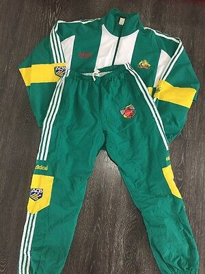 Player Issue Australian Cricket Track Suit 96 India Sri Lanka Tour