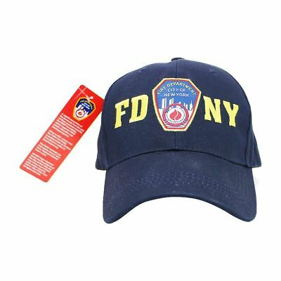 FDNY Embroidered Cap Fire Department
