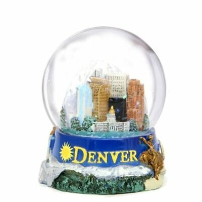 Denver, Colorado Snow Globe 2.5 Inches