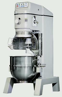Globe SP62P-4 60 Qt Planetary Mixer Commercial 4 Speed with #12 Hub 3 HP