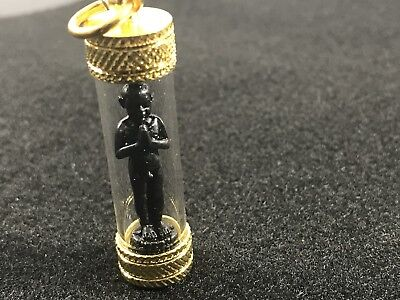 Genuine Voodoo Doll Ghost Gumarn Thong Pendant Thai Amulet VERY POWERFUL