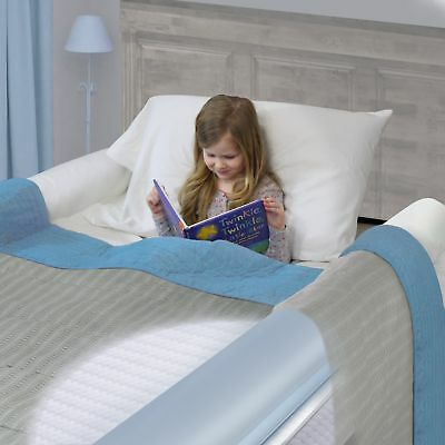 [1-Pack] The Original Portable Bed Rail Bumper | Inflatable Safety Guard For