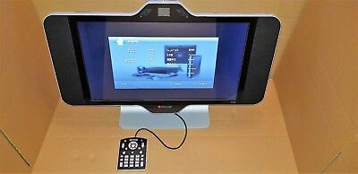 Polycom HDX 4500 Desktop Video Conferencing System