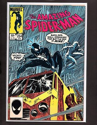 The Amazing Spiderman # 254