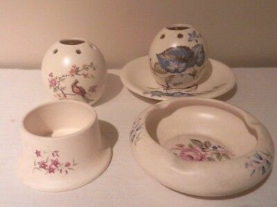 Axe Vale Pottery Devon Torquay Ware collection