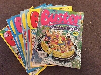 Buster x 7