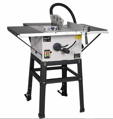 Heavy Duty Table Saw Bench 10' Including Stand 240V - Model 01930SIP by SIP