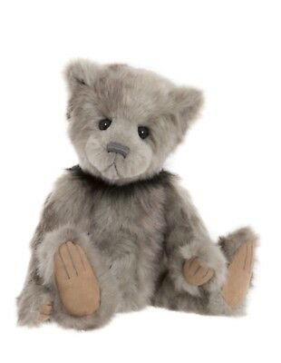 New - Ernest By Charlie Bears CB181713 - 2018 Collection Jointed Teddy Bear
