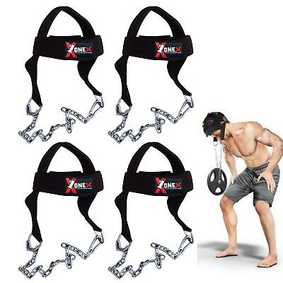 Onex Heavy Duty Steel Chain  Weight Lifting Exercise GYM Training Dip Belt