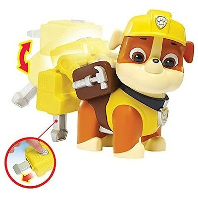 Paw Patrol Jumbo Action Pup Figure - Rubble. Shipping Included