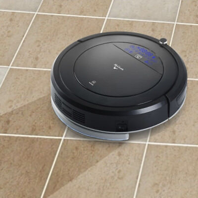 Intelligent Robot Vacuum Cleaner with Mopping Function