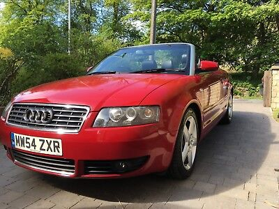 Audi a4 Cabriolet, 59k miles, Full service history