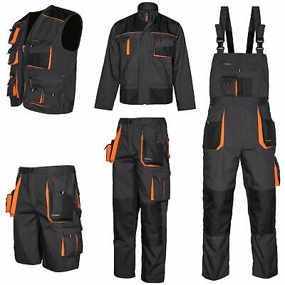 Work Trousers Pants Jacket Shorts Waistcoat Professional Clothing New