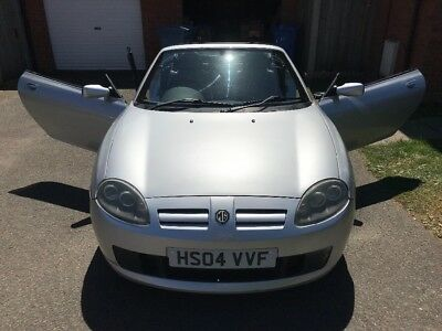 MG TF 135 1.8 2004 convertible manual 69k miles Hardtop included