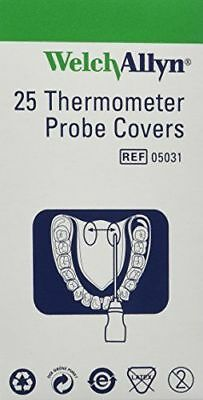 Welch Allyn Probe Covers for SureTemp 690 and 692 Thermometers Total 750, 05031