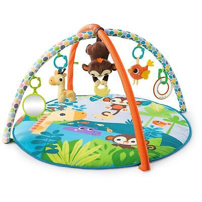 Bright Starts Monkey Activity Gym Musical 3-Ways to Play