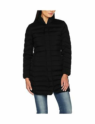Black Gant Women/'s Lightweight Down Coat Jacket Black