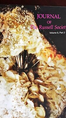 Journal of the Russell Society