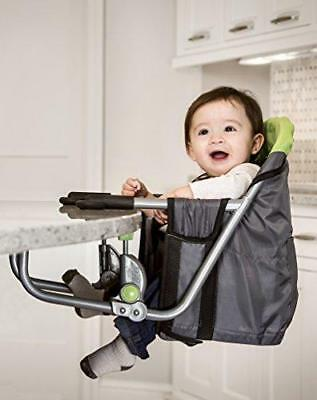 Regalo Easy Diner Portable Hook on High Chair, Fits tables 1-2 inches thick