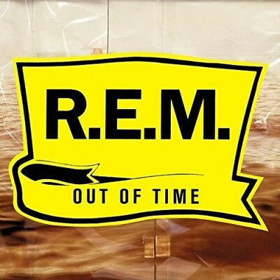 R.E.M. - Out Of Time (CD Used Like New)