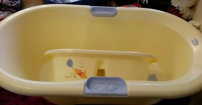 Disney Winnie the pooh bath and top and tail set