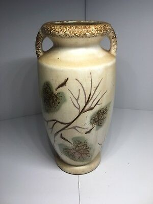 Antique Japanese Vase With Handles Nippon?