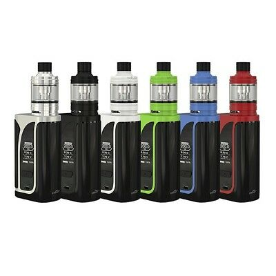 Cigarette electronique mod box clearomiseur Kit iKuu i200 avec Melo 4 D25 Eleaf