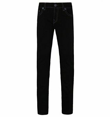 6438afc64 True Religion Men s Rocco Super T Relaxed Skinny Fit Jeans in Dark  Inglorious
