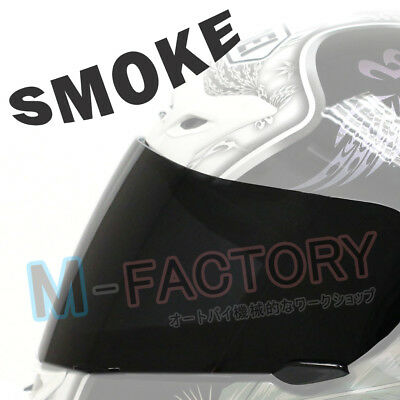 Smoke Shield Visor Fit Shoei Helmet CW-1 X12 RF-1100 XR-1100 X-SPIRIT 2 Qwest