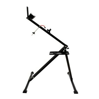 Folding Bicycle Repair Service And Maintenance Stand - Fluid