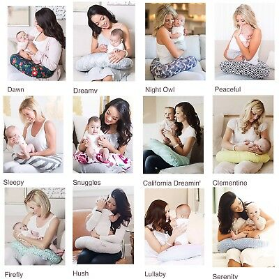 Nursing Pillow Breastfeeding Baby Infant Functional Comfortable