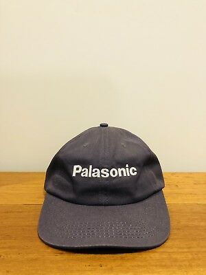 Palace Skateboards Palasonic Strapback Cap Grey Pre-Owned