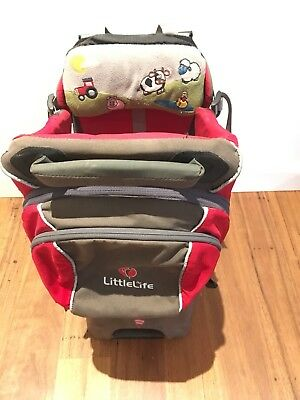 baby carrier hiking