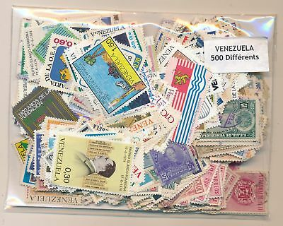 Venezuela Package 500 stamps different