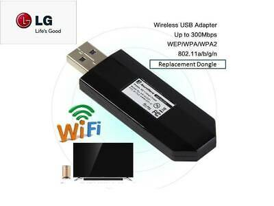 Replacement LG AN-WF100 Wi-Fi Wireless Dongle for LM6400 LM6450 2012 TV Series