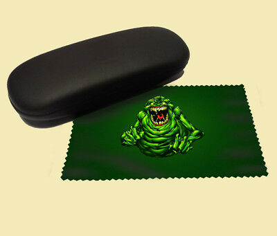 Slimer lens cloth screen wipe glasses soft laptop pc ghostbusters gift novelty