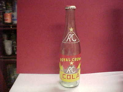 RC Cola-Royal Crown with original bottle cap.Not sure of age.