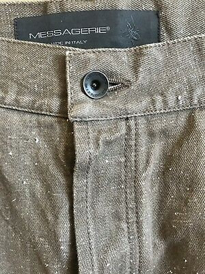 Messagerie Jeans. Size 36. Nuovi