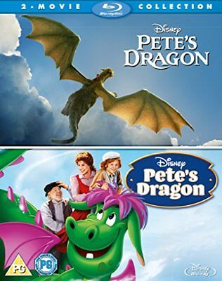 Petes Dragon Live Action and Animation Box Set [Blu-ray] [Region Free]