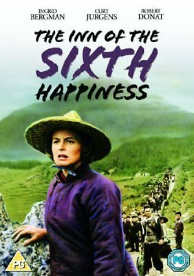 The Inn of the Sixth Happiness [DVD] [1958] by Ingrid Bergman