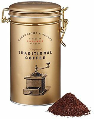 Cartwright  Butler Cafe York Blend Coffee in Caddy 227 g